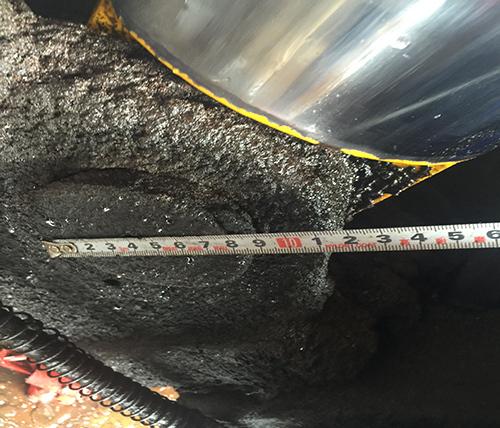 中海工业台车液压缸修复
