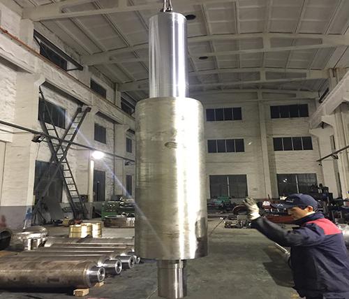 大型液压油缸维修