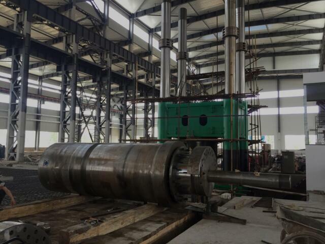 36000T大型液压油缸维修