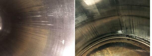 油压机主缸缸体维修过程