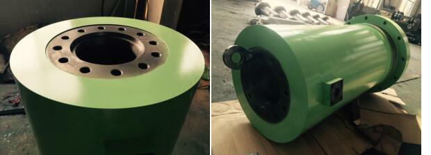 硫化机液压油缸维修