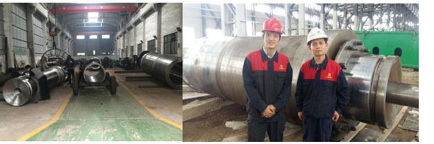 工程机械液压油缸维修过程