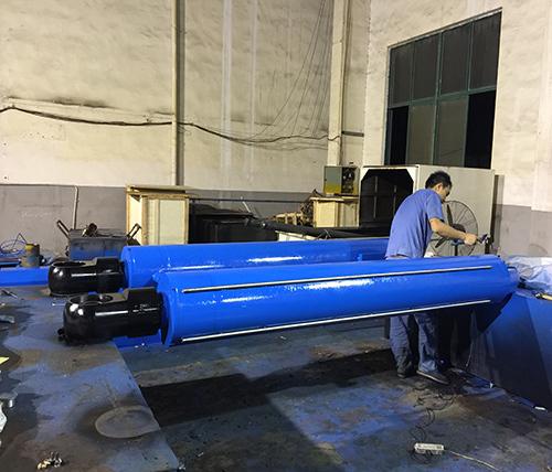 大型液压缸维修在机械行业中的应用