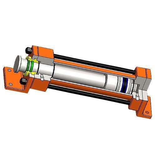 翔力科技带你分清不同液压缸的特点