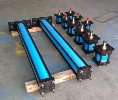 液压缸不同于其他执行元件的优缺点