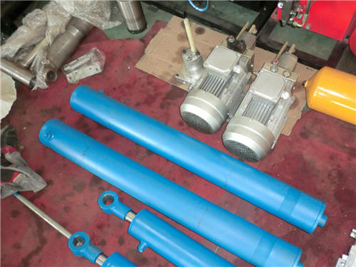 液压油缸维修方案的实施有哪些步骤
